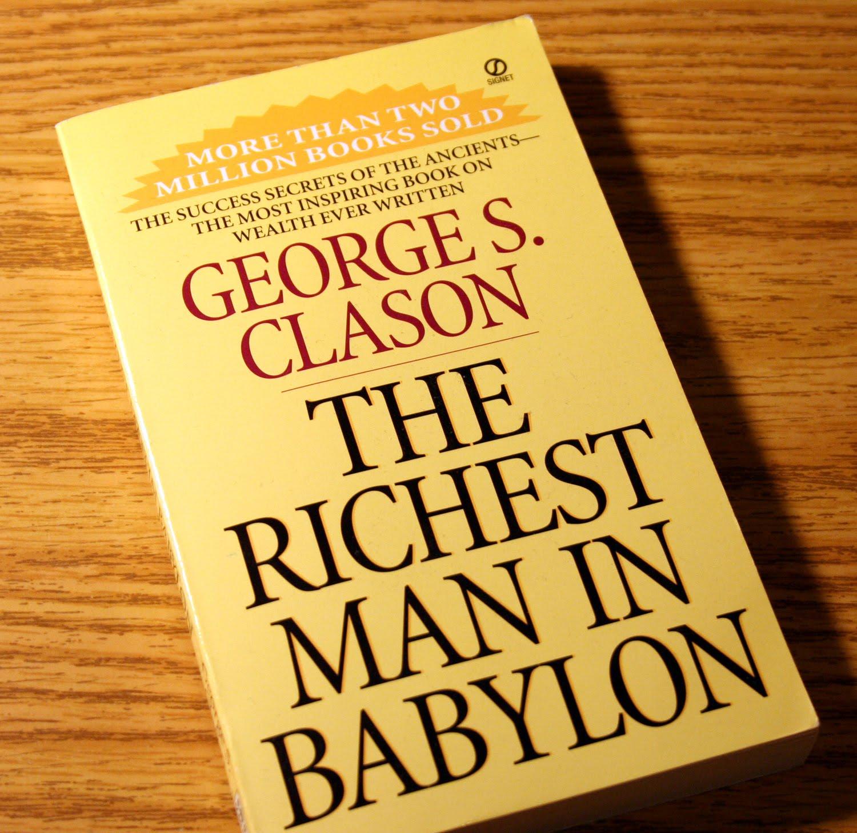 The Richest Man in Babylon Summary in PDF