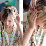 School-Day Hair: 6 Cute and Easy Hairstyles for Your Daughter