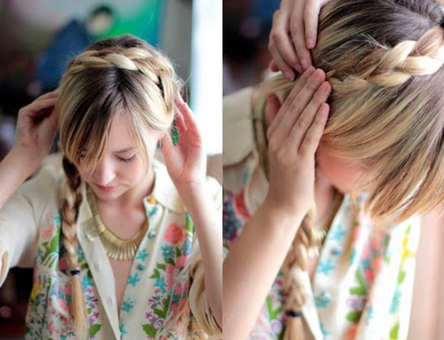 School Day Hair 6 Cute And Easy Hairstyles For Your Daughter