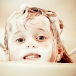 Bath Time: How to Get Your Kids Clean Without a Tantrum