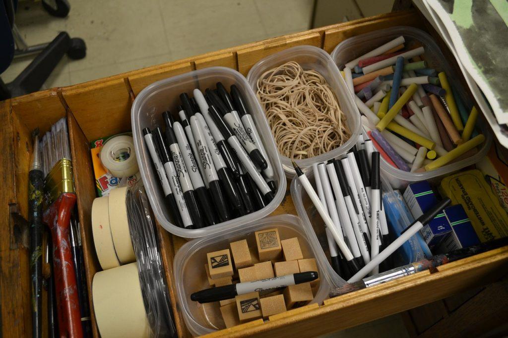 home organized